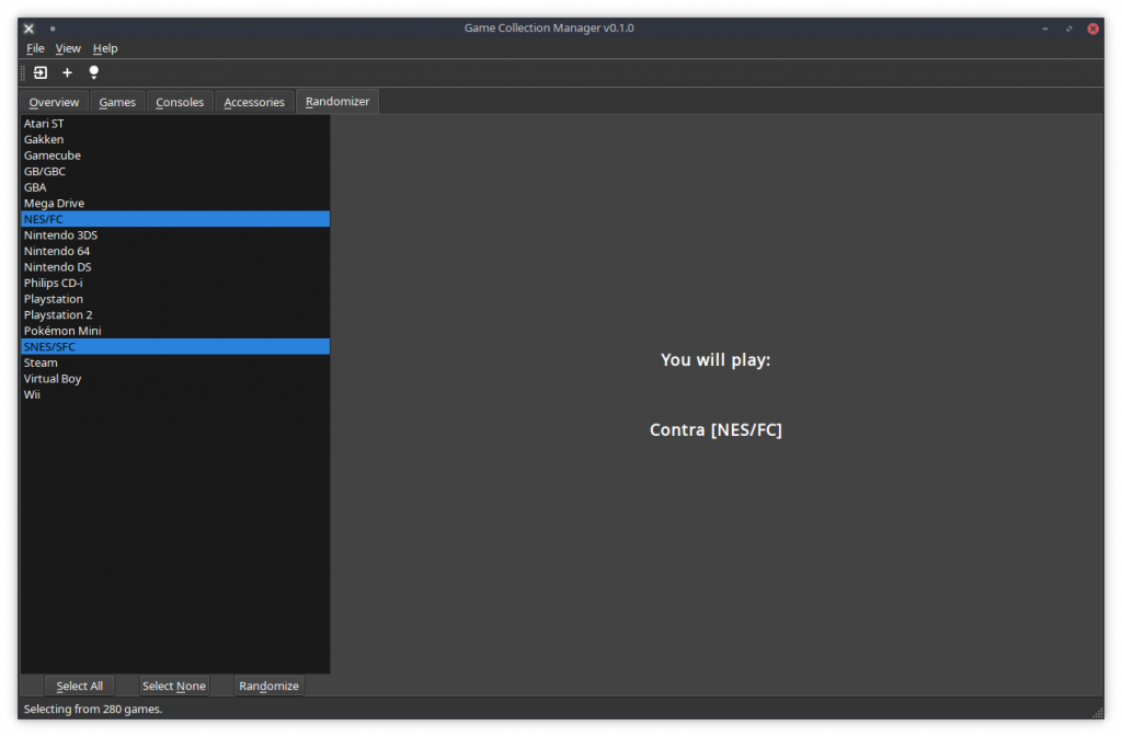 Game Collection Manager project – synt4x's blog